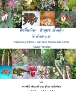 พืชพื้นเมืองป่าชุมชนบ้านคุ้ม